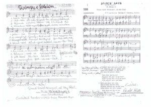 At Thy Feet- Gyöngy, e földön- Kiszler József átirat