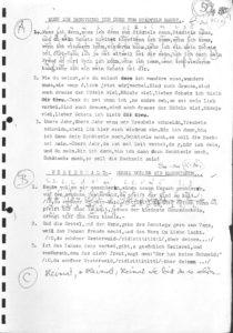 WESTERWALD- HEUTE WOLLEN WIR MASCHIEREN