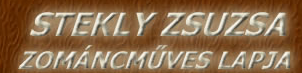 (Magyar) Stekly Zsuzsa Zománcműves